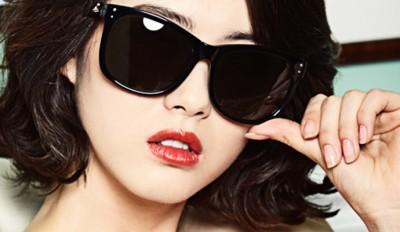 Đeo kính râm để bảo vệ mắt