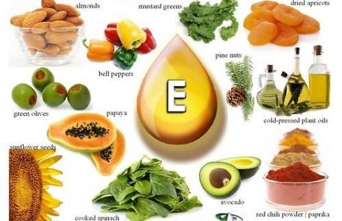 Bổ sung đầy đủ vitamin E để có đôi mắt khỏe mạnh