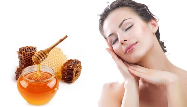 Dưỡng ẩm da hiệu quả với mật ong