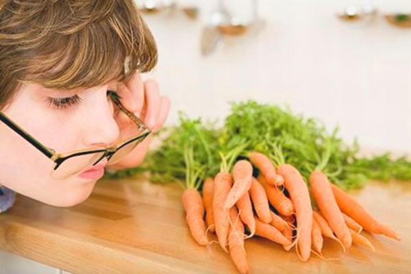 Bổ sung thực phẩm tốt cho mắt