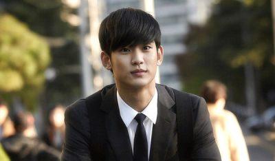 Kim Soo Hyun sứng đáng là nam thần có đôi mắt cực đẹp